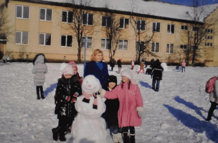 Зимові розваги (2012 р.)